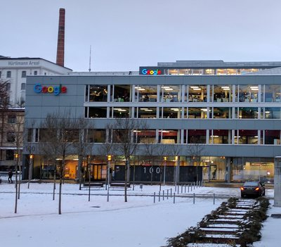 Google's Zurich office