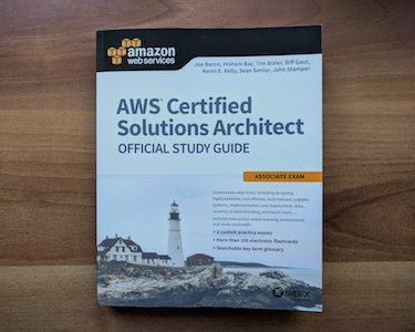 aws certified solutions architect a study log
