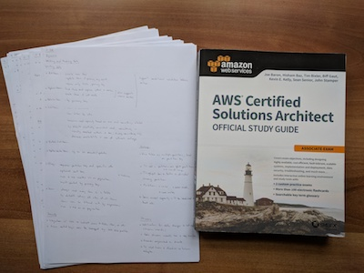 AWS certification notes